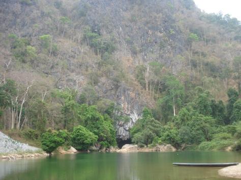 Kong Lor Cave Laos