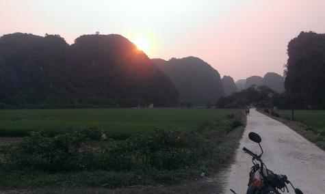 Tam Coc Ninh Binh Vietnam