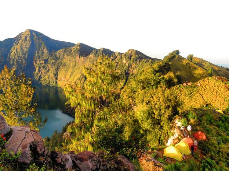 Mr Rinjani Lombok